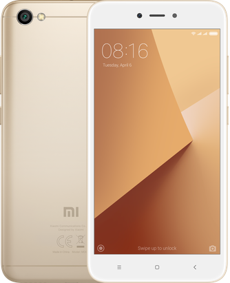 Xiaomi Redmi NOTE 5A 16GB Gold