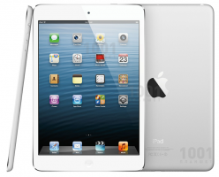 Apple  iPad  Mini 16 Gb White Wifi Cellular