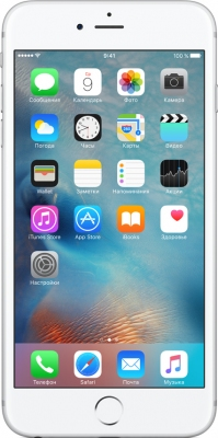 iPhone 6s PLUS 16gb Silver  (Категория