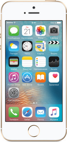 iPhone 5s 32gb Gold (Категория