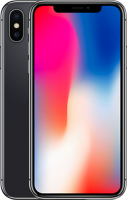 iPhone X 256gb Space Gray (RFB)