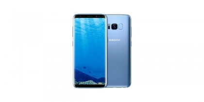 Samsung Galaxy S8 64gb Coral Blue