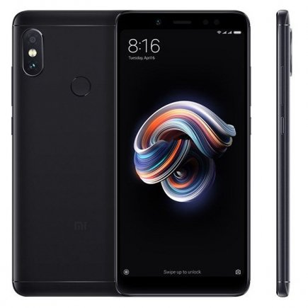 Смартфон Xiaomi Redmi Note 5 3/32gb Black