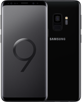 Samsung Galaxy S9 128gb Midnight Black