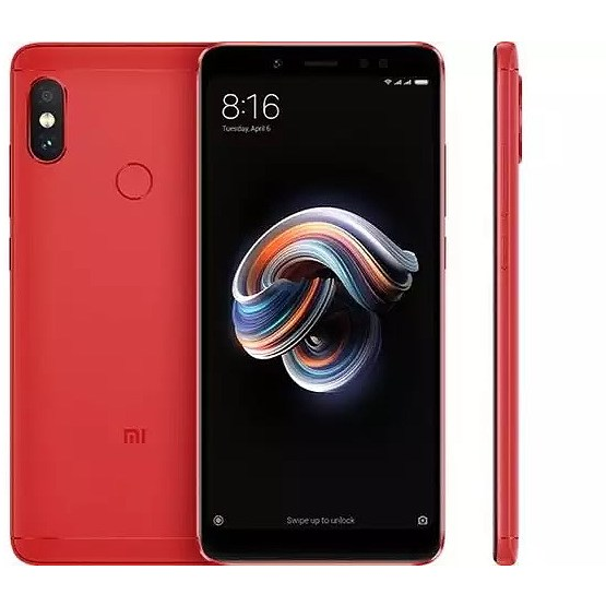 Смартфон Xiaomi Redmi Note 5 4/64gb Red
