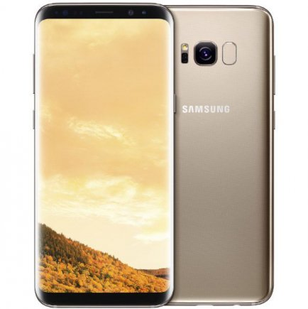 Samsung Galaxy S8 64gb Mapple Gold