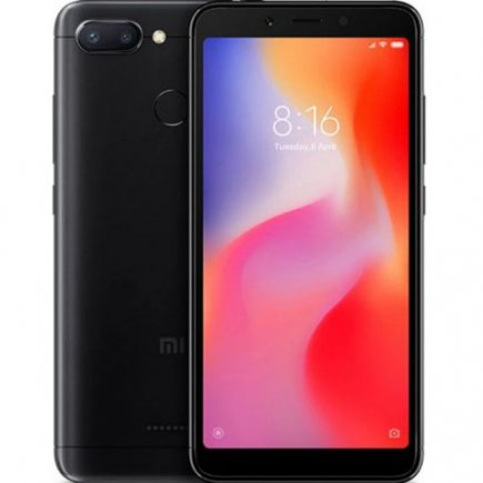 Смартфон Xiaomi Redmi 6 3/64gb Black