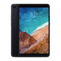 Смартфон Xiaomi Mi Pad 4 4/64Gb Black
